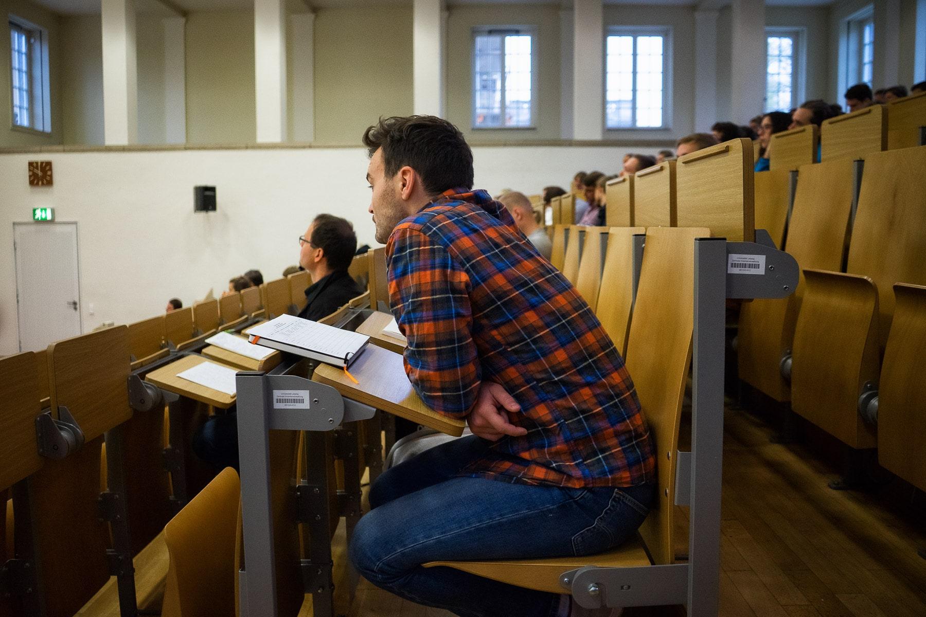 Studenten kennenlernen leipzig