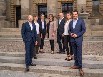 Corporate Business Shooting, Koengeter und Krekow Immobilien Leipzig, Fotograf Leipzig Tim Hard