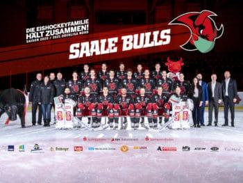 Teambild Saale Bulls 2020 Fotograf Leipzig Tim Hard
